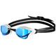 arena Cobra Core Mirror Okulary pływackie niebieski/biały